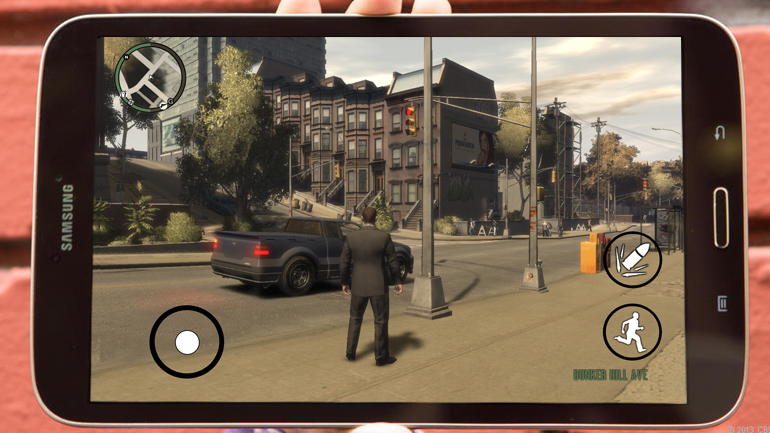 gta 4 full for android